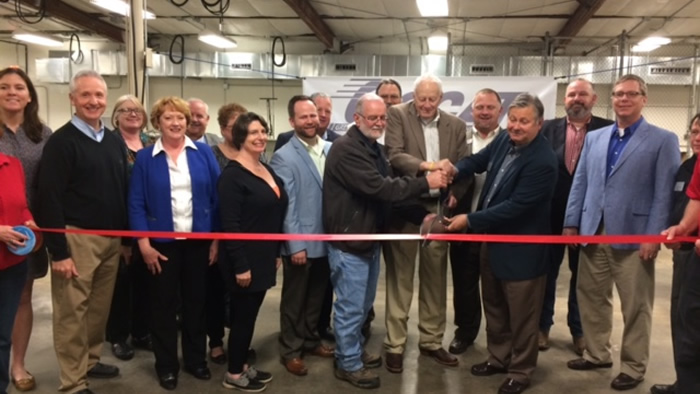 Greater Ozarks Center for Advanced Technology (GOCAT) Ribbon Cutting